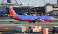 N8621A @ LAX - Southwest