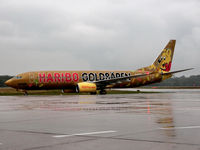 D-ATUD @ EDDK - Boeing 737-8K5W - TUIfly 'Haribo Goldbärchen' - D-ATUD - 11.10.2013 - CGN - by Ralf Winter