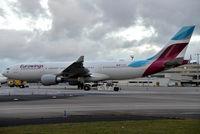 D-AXGB @ EDDK - Airbus A330-202 - Eurowings - D-AXGB - 23.12.2015 - CGN - by Ralf Winter