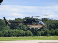 D-HBLA @ EDDK - Eurocopter AS-350B3+ Ecureuil - Alex Metall GmbH ; AVEO Air Service - DHBLA - 09.2014 - CGN - by Ralf Winter
