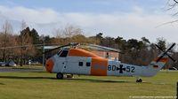 80 52 @ ETMN - Sikorsky Aircraft Division H-34G - Marine SAR - 80+52 - 01.04.2015 - ETMN Nordholz - by Ralf Winter