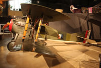 AS94099 @ FFO - nice Spad fighter - by olivier Cortot
