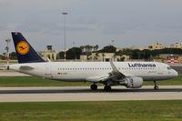 D-AIUG @ LMML - A320 D-AIUG Lufthansa - by Raymond Zammit