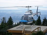 C-GLMX - Taken atop Grouse Mountain, Vancouver, BC - Sept 2008 - by Neil Henry