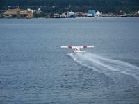 C-GFDI @ CXH - taking off from Burrard Inlet, Vancouver, BC in Sept 2008 - by Neil Henry