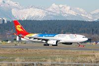 B-8019 @ YVR - JD472 to Qingdao - by metricbolt
