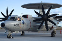166508 @ KBOI - CV-11, VAW-117 (The Wall Bangers)  USS Nimitz - by Gerald Howard