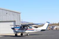 N8388Z @ SZP - 1963 Cessna 210-5(205) UTILINE (fixed-gear version of 210C), Continental IO-470-E 260 Hp - by Doug Robertson