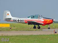 D-ELKS @ ETMN - Seen at Nordholz Airbase - by JJ_EDDV