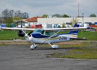 D-EPAN @ EDVM - Small Prop at Hildesheim Airport - by JJ_EDDV