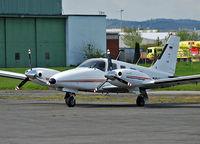D-GFGH @ EDVM - Nice Plane at Hildesheim Airport...