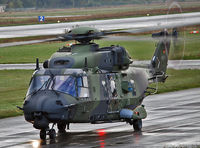 76 16 @ ETHC - The 78+16 in the flyout BO 105 in Celle Airbase / ETHC.