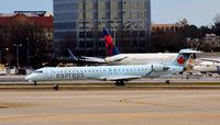 C-GJAZ @ KATL - Landing roll Atlanta - by Ronald Barker