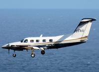 6V-AIO @ GCLP - Landing op Las Palmas Gran Canaria - by Willem Göebel
