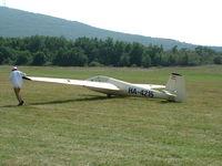 HA-4215 @ LHGY - Gyöngyös-Pipishegy Airfield, Hungary - by Attila Groszvald-Groszi