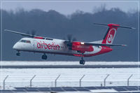 D-ABQI @ EDDR - De Havilland Canada DHC-8-402Q, - by Jerzy Maciaszek