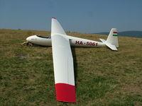 HA-5061 @ LHGY - Gyöngyös-Pipishegy Airfield, Hungary - by Attila Groszvald-Groszi