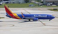 N8654B @ FLL - Southwest