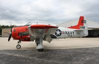 C-GTLW @ KRFD - North American T-28B - by Mark Pasqualino