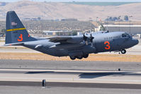 92-1532 @ KBOI - 153rd Airlift Wing, WY ANG departing RWY 28R. - by Gerald Howard