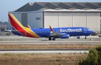 N8683D @ LAX - Southwest