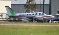 N8711K @ DED - Cessna 340A