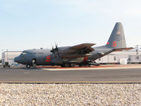 94-7317 @ KBOI - Parked on NIFC ramp. 302nd Air Wing – Peterson AFB, CO - by Gerald Howard