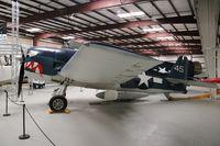 N9265A @ CNO - F6F-5 Hellcat