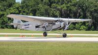 N9645 @ LAL - Ford Trimotor - by Florida Metal