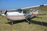 N9837L @ BKL - Cessna 172P