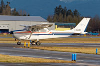 C-GAMN @ CYNJ - Getting ready to depart - by Guy Pambrun