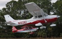 N12267 @ 7FL6 - Cessna 172M
