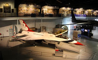 81-0676 @ WRB - Ex Thunderbirds aircraft. Museum of Aviation, Robins AFB. - see comment - by olivier Cortot