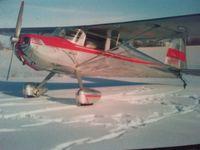 UNKNOWN @ NA90 - Cessna 140 - by matt snyder