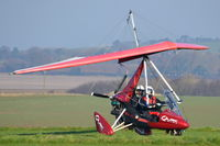 G-CCXT @ X3CX - Just landed at Northrepps. - by Graham Reeve