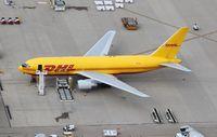 N769AX @ KRFD - Boeing 767-281