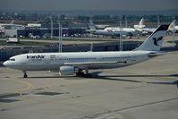 EP-IBA @ LFPO - Iran Air - by Jean Goubet-FRENCHSKY