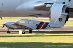 N777MD @ EGBP - at Kemble - by Chris Hall