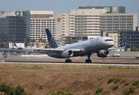N57111 @ LAX - United 757-200