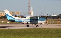 N59141 @ ORL - Cessna 210L