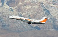 N117AL @ KLAS - Gulfstream GV-SP - by Mark Pasqualino