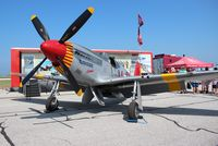 N61429 @ BKL - Red Tails