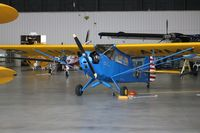 N63045 @ MCF - Taylorcraft L-2