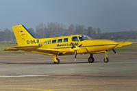 D-IHLB @ EHLE - Lelystad Airport - by Jan Bekker
