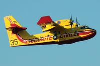 F-ZBFY @ LFML - Take off
