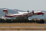 F-ZBMD @ LFML - Take off