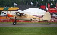 N72712 @ LAL - Cessna 140