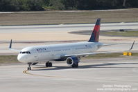 N310DN @ KTPA - Delta Flight 2330 (N310DN) arrives at Tampa International Airport following flight from Hartsfield-Jackson International Airport - by Donten Photography