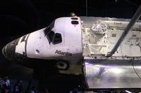 OV-104 - Shuttle Atlantis at Kennedy Space Center