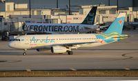 P4-AAC @ MIA - Aruba Airlines